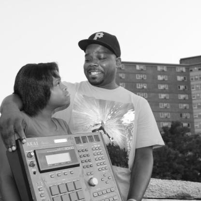 DJ Clent (photo credit: the Fader)