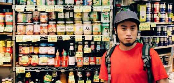 Foodman (photo credit: Japan Times)